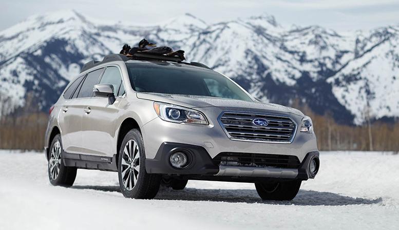 Выгода на Subaru Outback до 250 000 рублей, еще 2 недели!