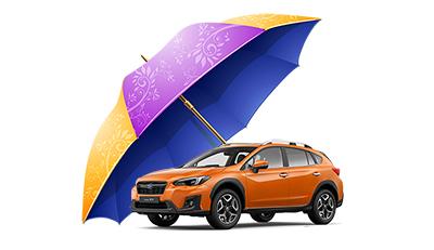 Сверх выгодное предложение по КАСКО 4,5% для Subaru XV! Действует до конца мая 2018 г.!