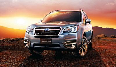 До конца марта выгода до 150 000 рублей на Subaru Forester!