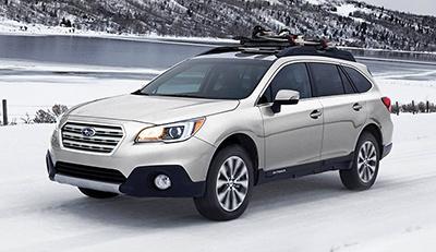 Выгода до 320 000 рублей на Subaru Outback в марте!