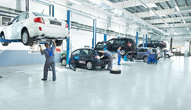 Акция: Купи любые запчасти на свой Subaru и установи по минимальным ценам в Субару Центр Нижний Новгород на Куйбышева, д. 30 б: