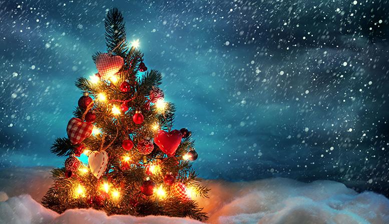 Субару Центр Нижний Новгород поздравляет Вас в Новым годом!