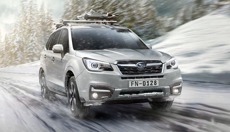 Выгодное предложение на Subaru Forester! Только до конца 2017 года!