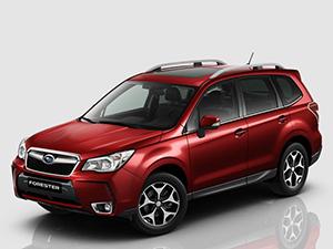 Subaru с максимальной выгодой в августе