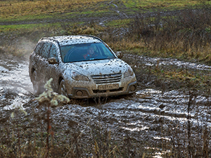 Субару Центр OFF-Road experience!