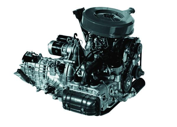 Subaru отмечает выпуск 15-миллионного горизонтально-оппозитного двигателя SUBARU BOXER