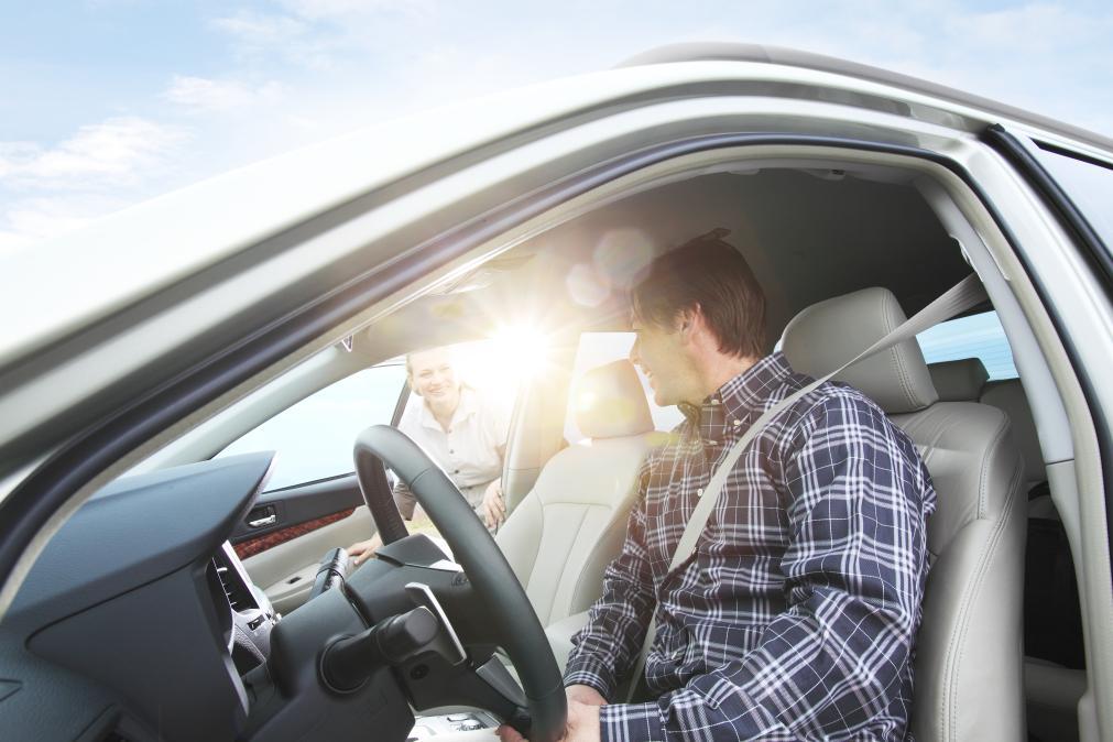 Новая Акция «Рекомендуй Subaru 2015».