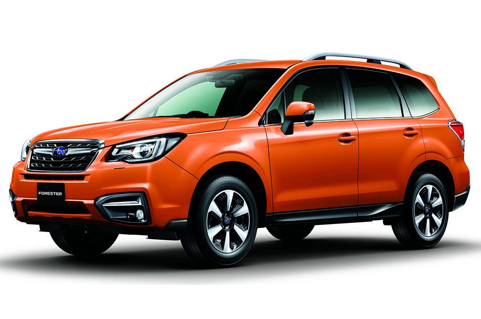 Subaru с максимальной выгодой в октябре